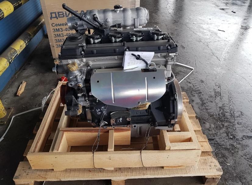 Бензиновый двигатель ЗМЗ 40906-10