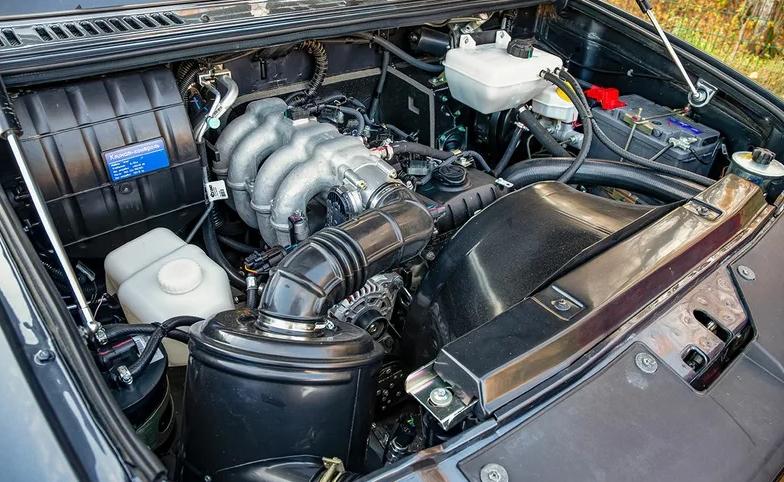 ЗМЗ 409051 Pro мощностью 150 л.с